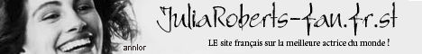 Tout savoir sur Julia Roberts !