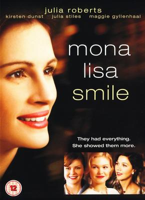 """Julia dans """"Le sourire de Mona Lisa"""""""
