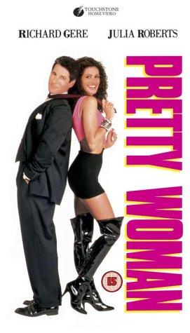 Pretty Woman, 1er succès mondial pour Julia